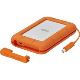LaCie Rugged Thunderbolt USB-C 4To