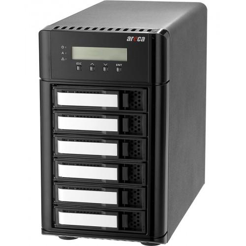 ARECA THUNDERBOLT 3 /USBc-60To