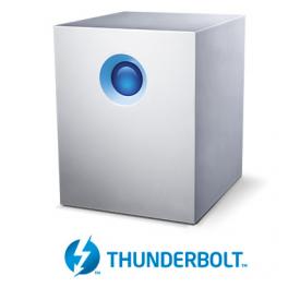 Lacie 5Big 10 To  Thunderbolt 2