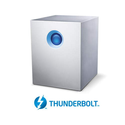 Lacie 5Big 20 To  Thunderbolt 2